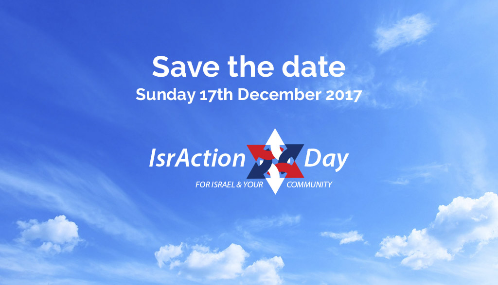IsrAction Day Official Press Release